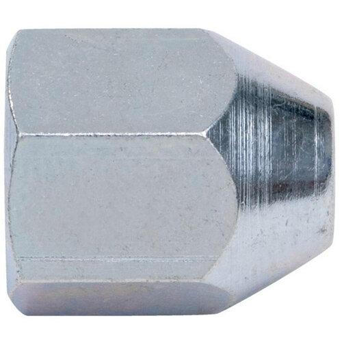 Wurth Brake Pipe Nipple, Type H - BRKPIPNPL-E-PIPD4,75-WS14-(3/8IN-24UNF) Ref. 0889507 PACK OF 25