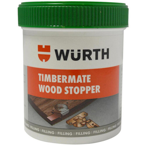 Wurth Surface Protector, Retouching Putty Timbermate Wood Stopper - RETCHPUTY-WO-TIMBERMATE-LIGHT-250ML Ref. 089030131