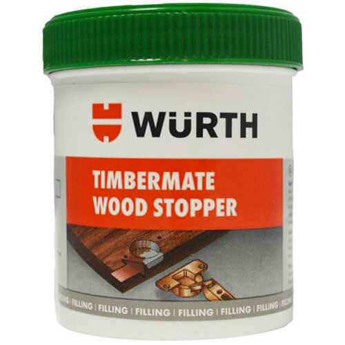 Wurth Surface Protector, Retouching Putty Timbermate Wood Stopper - RETCHPUTY-WO-TIMBERMATE-MEDIUM-250ML Ref. 089030134