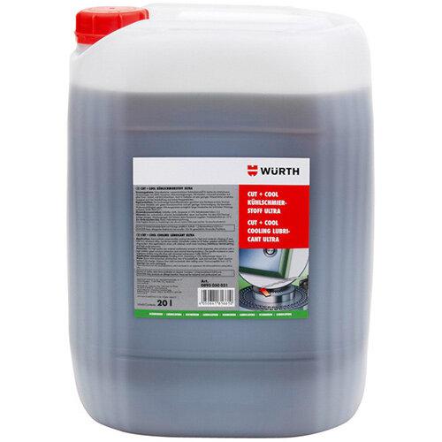 Wurth Cooling Lubricant Cut+Cool Ultra - CLLUB-(CUT-COOL-ULTRA)-20LTR Ref. 0893050031