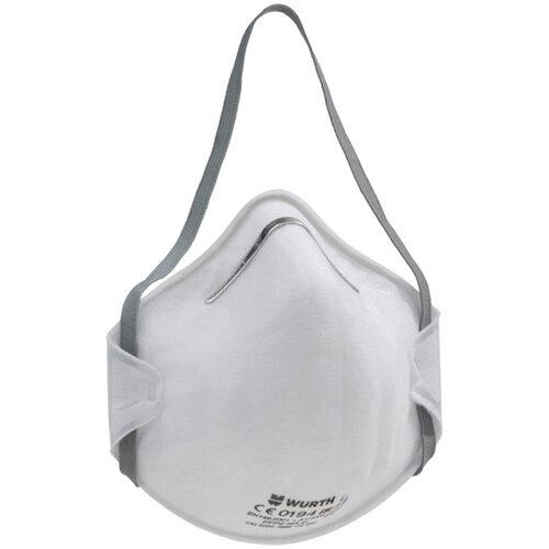 Wurth Cup-Shaped Mask CM 3000 FFP2 NR D - BREAMASK-CM3000-(FFP2-NR-D) Ref. 0899110502 PACK OF 20