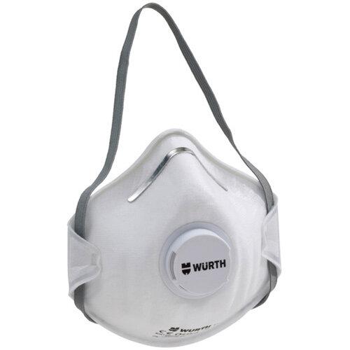 Wurth Cup-Shaped Mask CM 3000 V FFP2 NR D - BREAMASK-CM3000-VALVE-(FFP2-NR-D) Ref. 0899110503 PACK OF 15