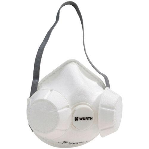 Wurth Comfort Mask CM 3000 Pro V FFP2 NR D - BREAMASK-CM3000-PRO-VALVE-(FFP2-NR-D) Ref. 0899110510 PACK OF 5