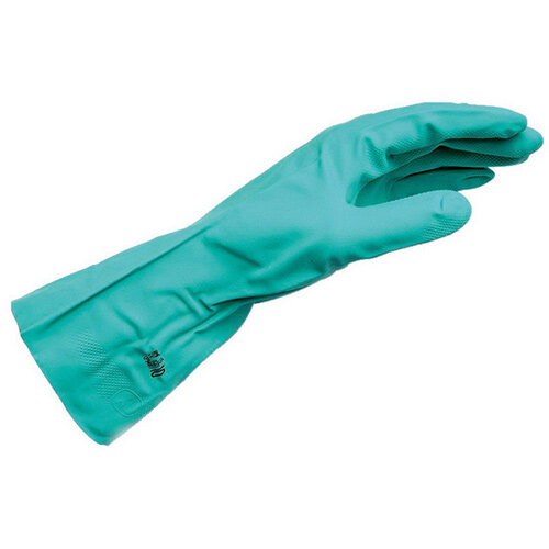 Wurth Nitrile Chemical Protective Glove - PROTGLOV-CHEM-NTR-330MM-SZ8 Ref. 089943508 PACK OF 6
