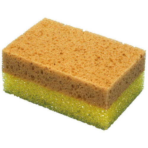 Wurth Combination Sponge - CLNSPNG-COMBI Ref. 0899700410 PACK OF 10