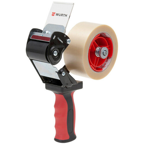 Wurth Packing Tape Dispenser - PCKTPE-DSP-ProtectionFLAP-2K-W50MM Ref. 0985052005