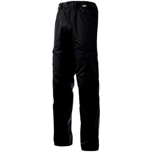 Wurth Ladies Cargo Trousers Black Size 42R Ref. M003171042