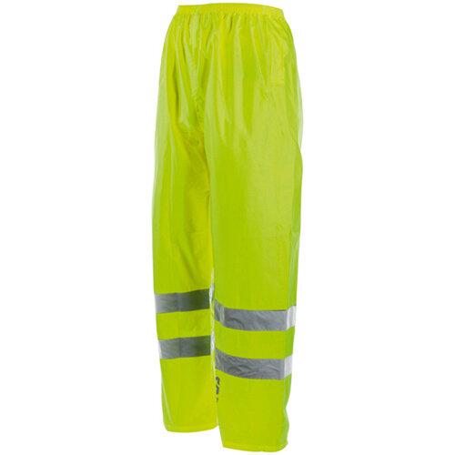 Wurth High-visibility Rain Trousers - REGEN-WARNSCHUTZHOSE GELB GR. L Ref. M010041002