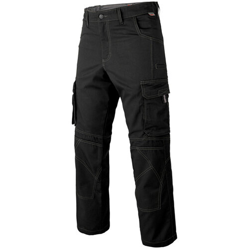 Wurth Cargo Trousers - WORKER CARGOPANT Black 56 Ref. M043034056
