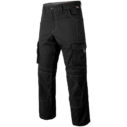 Wurth Cargo Trousers - WORKER CARGOPANT Black 58 Ref. M043034058
