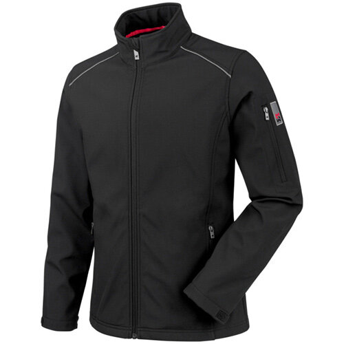 Wurth City Softshell Jacket - Softshell Jacket CITY Black 3XL Ref. M441065005