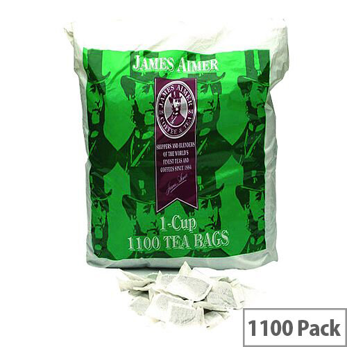 Original Blend One Cup Tea Bags Pack of 1100 CB468 WX06166