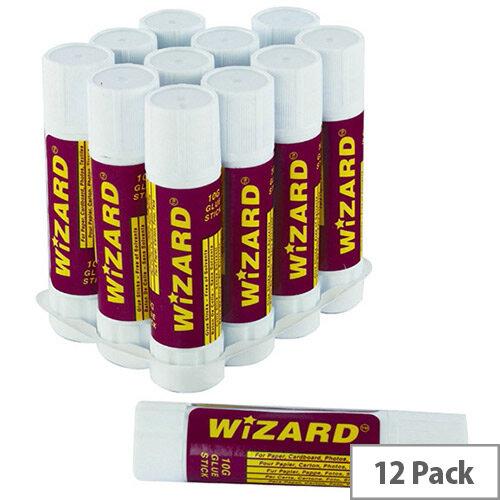 Glue Stick Small 10gm 12 Pack