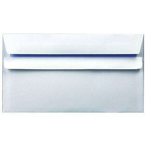 Envelope DL 90gsm Self Seal White (Pack of 1000)