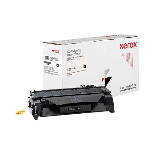 Xerox Everyday HP CF280A Laser Toner Cartridge Black 006R03840