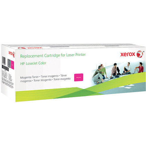 Xerox Replacement Toner For HP CF543A 006R03615