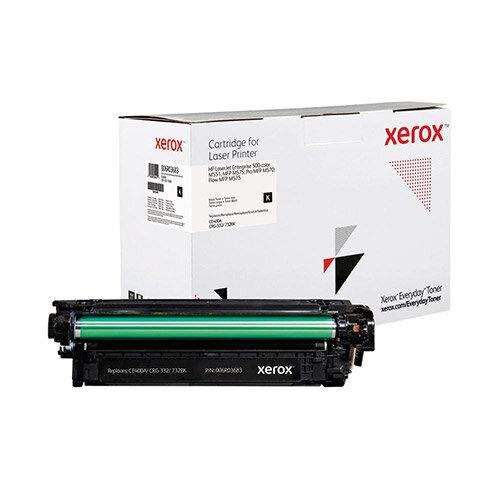Xerox Everyday HP CE400A Laser Toner Cartridge Black 006R03683