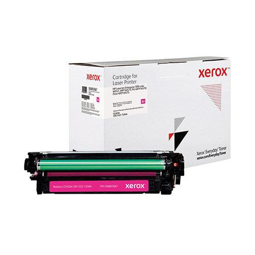 Xerox Everyday HP CE403A Laser Toner Cartridge Magenta 006R03687