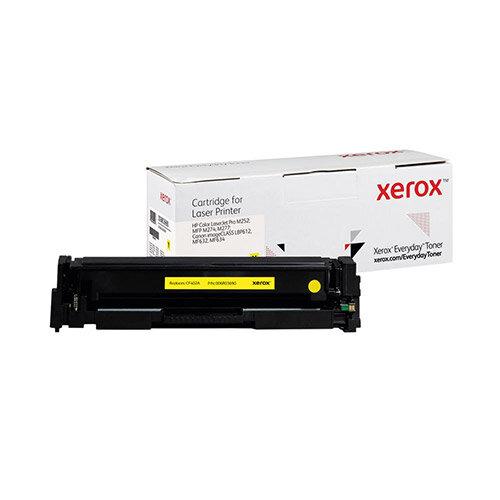 Xerox Everyday HP CF402A/CRG-045Y Laser Toner Cartridge Yellow 006R03690