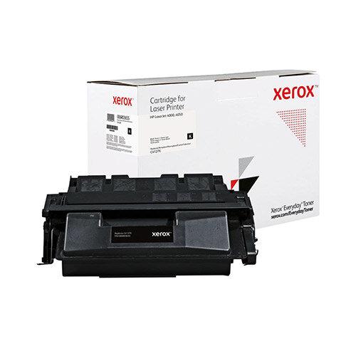 Xerox Everyday HP C4127X Laser Toner Cartridge Black 006R03655
