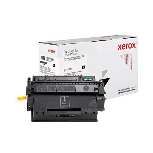 Xerox Everyday HP Q5949X/Q7553X Laser Toner Cartridge Black 006R03666
