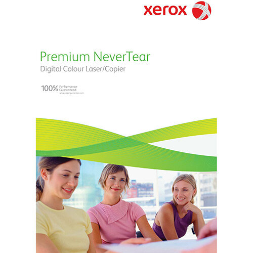 Xerox Premium Nevertear Commercial Printing Paper SRA3 320x450 145mic/195gsm Pack of 100 003r93029