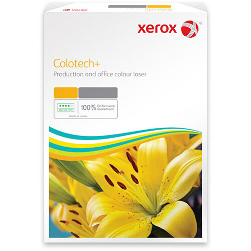 Xerox Colotech+ SRA2 450x640mm Pefc 160gsm Untrimmed Commercial Printing Paper Lg Ream of 250 003r98856