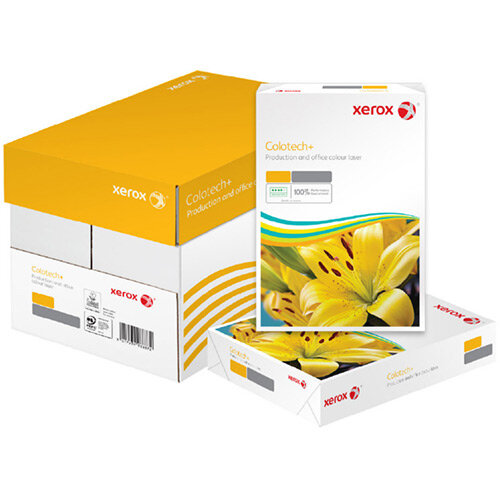 Xerox Colotech+ SRA2 450x640mm 250gsm Untrimmed Commercial Printing Paper Pefc Ream of 250 003r98978