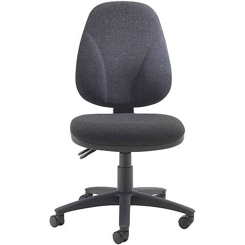 Arista Concept High Back Asynchro Tilt Task Operator Office Chair Charcoal KF03461