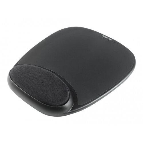 Kensington Gel Mouse Rest - Mouse pad with wrist pillow - black