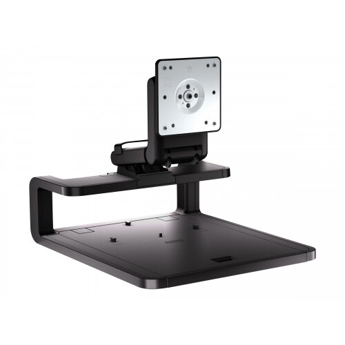 """HP Adjustable Display Stand - Stand for LCD display / notebook - screen size: 24"""" - for HP 245 G6, 25X G6; Chromebook x360; ProBook 640 G4, 64X G3, 650 G4; Stream Pro 11 G4"""