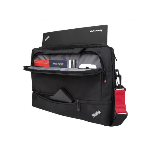 """Lenovo ThinkPad Essential Topload Case - Notebook carrying case - Laptop Bag - 15.6"""" - for Tablet 10; ThinkPad A275; A475; L470; L480; P51; P52; T480; X270; X280; ThinkPad Yoga 370"""