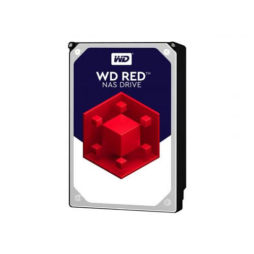 "WD Red NAS Hard Drive WD60EFRX - Hard drive - 6 TB - internal - 3.5"" - SATA 6Gb/s - buffer: 64 MB - for My Cloud EX2; EX4"