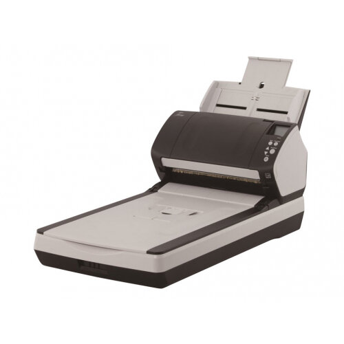 Fujitsu fi-7280 - Document scanner - Duplex - 216 x 355.6 mm - 600 dpi x 600 dpi - up to 80 ppm (mono) / up to 80 ppm (colour) - ADF (80 sheets) - up to 6000 scans per day - USB 3.0