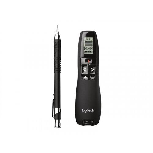 Logitech Professional Presenter R700 - Presentation remote control - RF