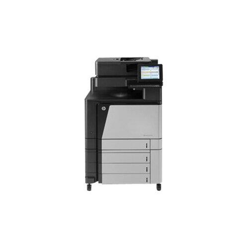 HP LaserJet Enterprise Flow MFP M880z - Multifunction printer - colour - laser - A3 (297 x 420 mm), Ledger (279 x 432 mm) (original) - A3/Ledger (media) - up to 46 ppm (printing) - 2100 sheets - 33.6 Kbps - USB 2.0, Gigabit LAN, USB host, USB host (intern