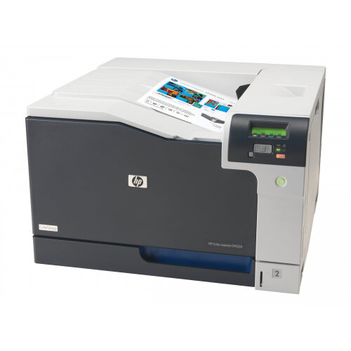 HP Color LaserJet Professional CP5225 - Printer - colour - laser - A3 - 600 dpi - up to 20 ppm (mono) / up to 20 ppm (colour) - capacity: 350 sheets - USB
