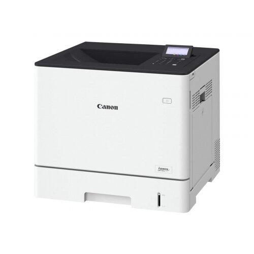 Canon i-SENSYS LBP710Cx - Printer - colour - Duplex - laser - A4/Legal - 9600 x 600 dpi - up to 33 ppm (mono) / up to 33 ppm (colour) - capacity: 650 sheets - USB 2.0, Gigabit LAN, USB host