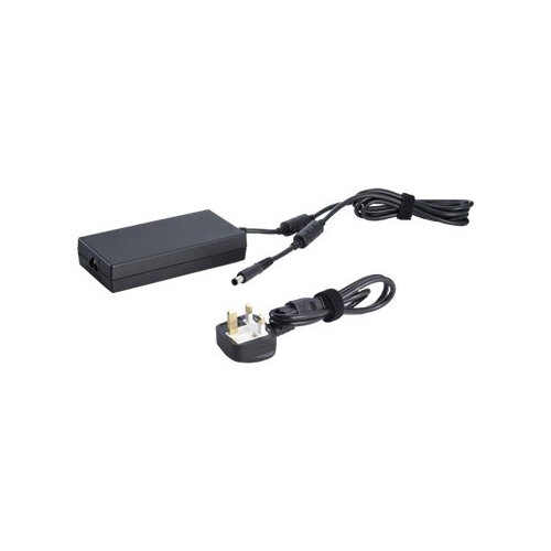 Dell AC Adapter - Power adapter - 180 Watt - United Kingdom, Ireland - for Alienware X51; Latitude E5440, E6440, E7240, E7440; Precision Mobile Workstation 7510