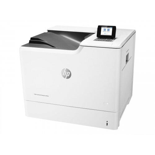 HP Color LaserJet Enterprise M652n - Printer - colour - laser - A4/Legal - 1200 x 1200 dpi - up to 47 ppm (mono) / up to 47 ppm (colour) - capacity: 650 sheets - USB 2.0, Gigabit LAN, USB 2.0 host