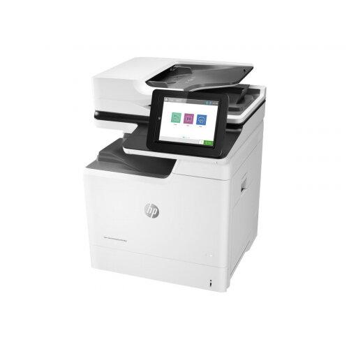 HP LaserJet Enterprise MFP M681dh - Multifunction printer - colour - laser - 216 x 863 mm (original) - A4/Legal (media) - up to 47 ppm (copying) - up to 47 ppm (printing) - 650 sheets - USB 2.0, Gigabit LAN, USB 2.0 host