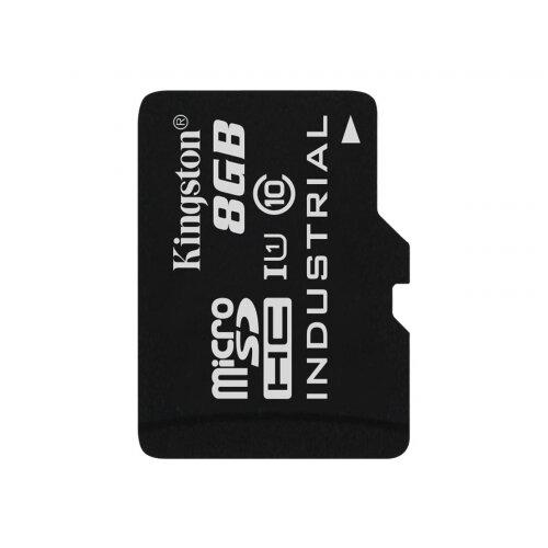 Kingston - Flash memory card - 8 GB - UHS Class 1 / Class10 - microSDHC UHS-I