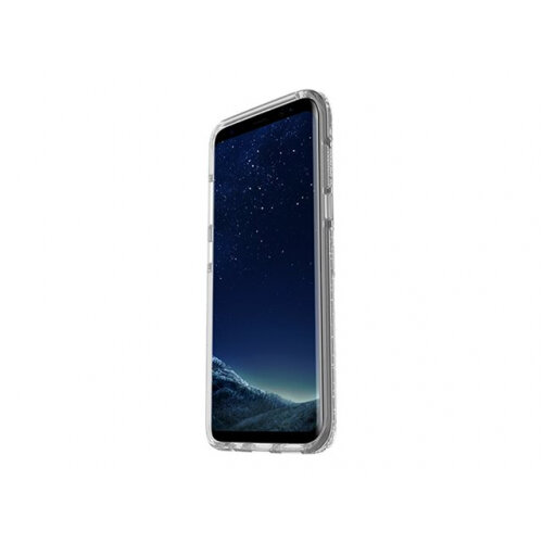 OtterBox Symmetry Series - Back cover for mobile phone - stardust - for Samsung Galaxy S8