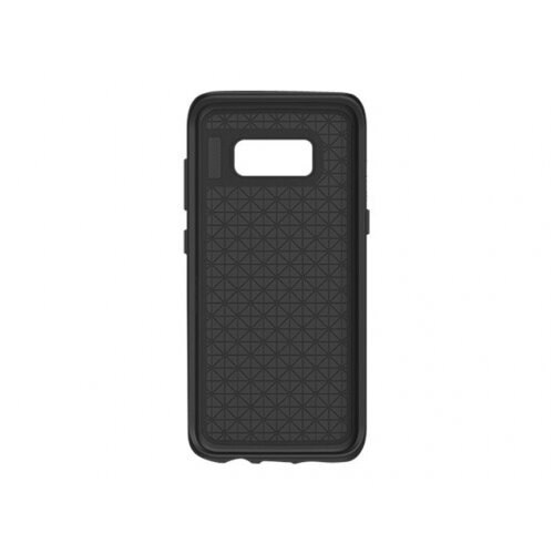OtterBox Symmetry Series - Back cover for mobile phone - black - for Samsung Galaxy S8