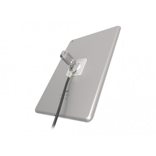 Compulocks Universal Tablet Cable Lock - 3M Plate - Silver Combination Lock - Security kit