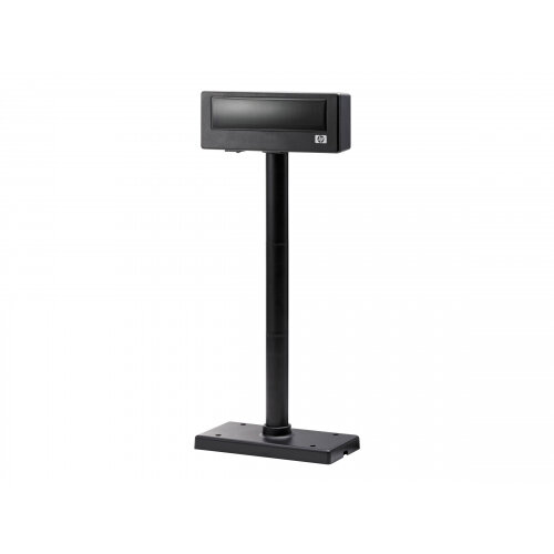 HP Customer Display Pole - Customer display - 700 cd/m² - USB - USB - for ElitePad Mobile POS G2 Solution; MX12 Retail Solution; Point of Sale System rp5800