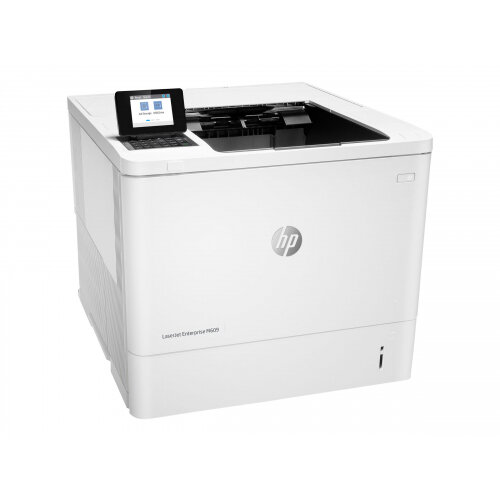 HP LaserJet Enterprise M609dn - Printer - monochrome - Duplex - laser - A4/Legal - 1200 x 1200 dpi - up to 71 ppm - capacity: 650 sheets - USB 2.0, Gigabit LAN, USB 2.0 host