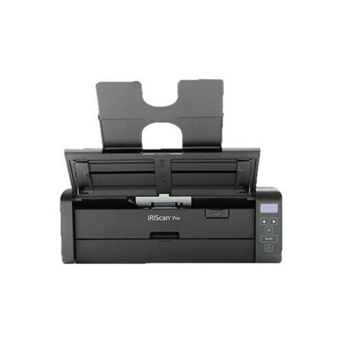 IRIS IRIScan Pro 5 - Document scanner - Duplex - Legal - 600 dpi - up to 23 ppm (mono) / up to 17 ppm (colour) - ADF (20 pages) - up to 1000 scans per day - USB 2.0