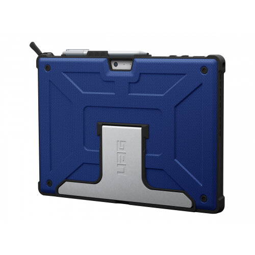 UAG Rugged Case for Surface Pro, Surface Pro 4, &Surface Pro LTE - Cobalt - Case for tablet - black, cobalt - for Microsoft Surface Pro 4