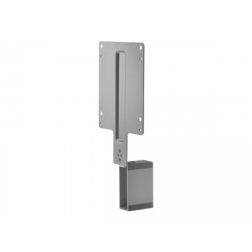 HP B300 - Mounting kit (mount bracket) for LCD display / thin client - mounting interface: 100 x 100 mm - for EliteDisplay E233; ProDesk 600 G4